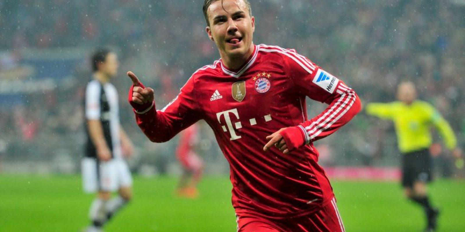 Sus jugadores más valiosos con Mario Götze y Marco Reus (50 millones de euros). Foto:Getty Images