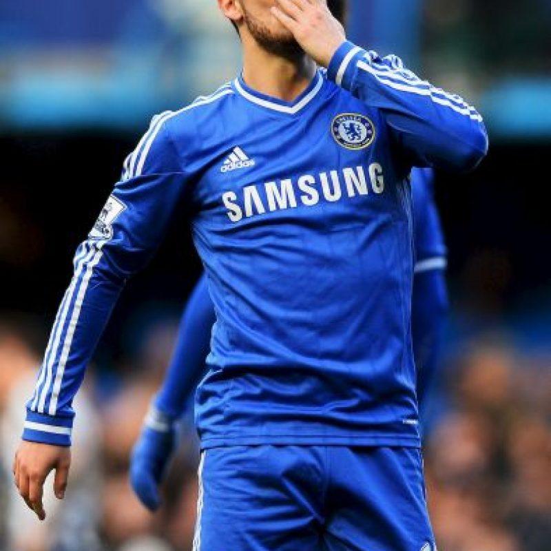 Su jugador más valioso es Eden Hazard (70 millones de euros). Foto:Getty Images