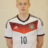 10. Julian Brandt (Alemania) Foto: Getty Images