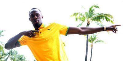 """El velocista jamaiquino no tiene novia, pero en mayo pasado aseguró que """"estaba cerca de tener una"""". Foto:Getty Images"""