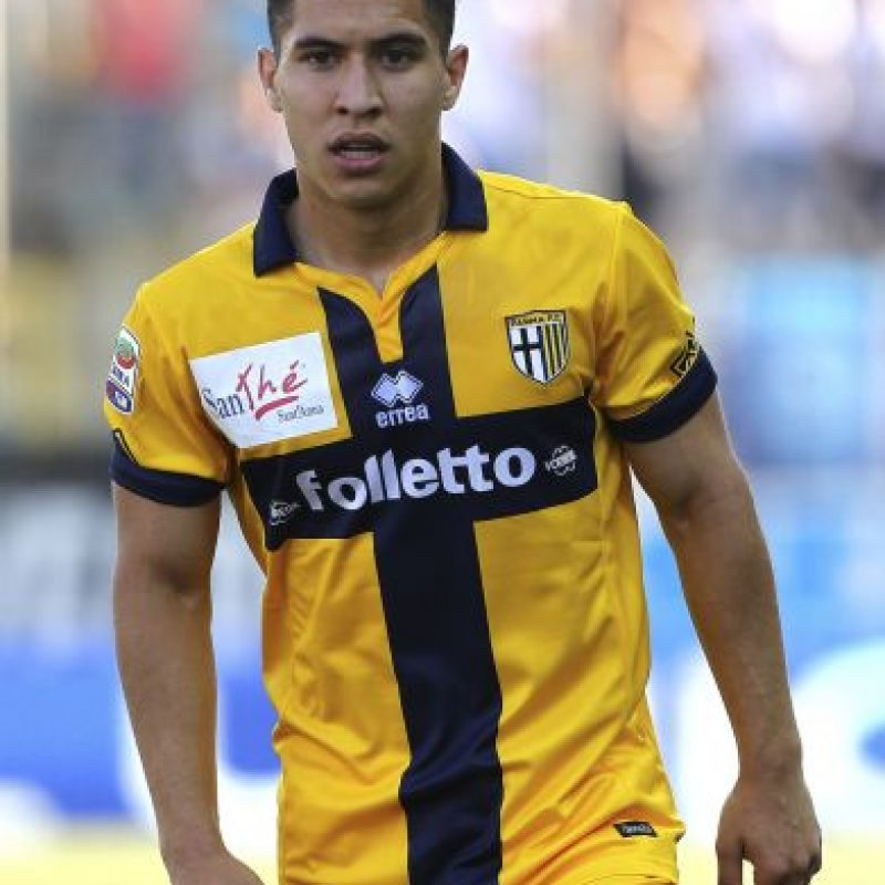 Jugaba en Parma Foto: Getty Images