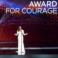 Caitlyn Jenner hizo su primera aparición oficial en los Premios ESPY de ESPN. Foto:Getty Images