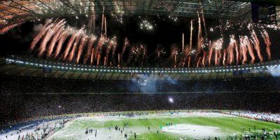 Casa del Hertha Berlín de la Bundesliga y la Selección de Alemania. Su capacidad es de 76 mil espectadores. Foto:Getty Images