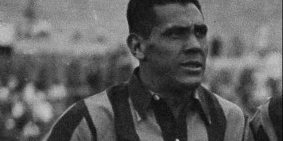 """Fue el capitán de la Selección de Uruguay que protagonizó el """"Maracanazo"""". Falleció a los 78 años el 20 de septiembre de 1996 Foto:Twitter"""