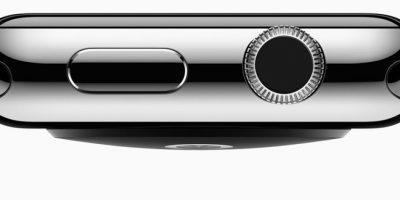 11 estilos diferentes de esfera con posibilidad de personalizar sus funciones Foto:Apple