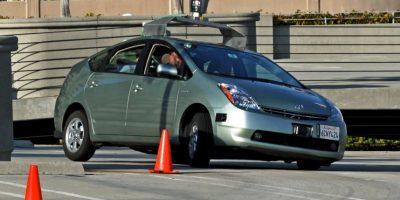 Este coche es capaz de conducir autónomamente por ciudad y por carretera, detectando otros vehículos, señales de tráfico y peatones Foto:Getty Images