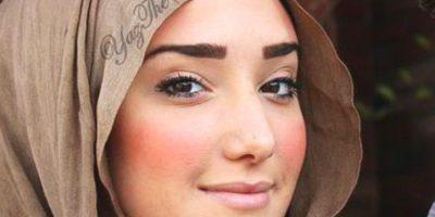 Hay tutoriales sobre cómo usar el hijab para distintas temporadas. Foto:vía Yas the Spaz