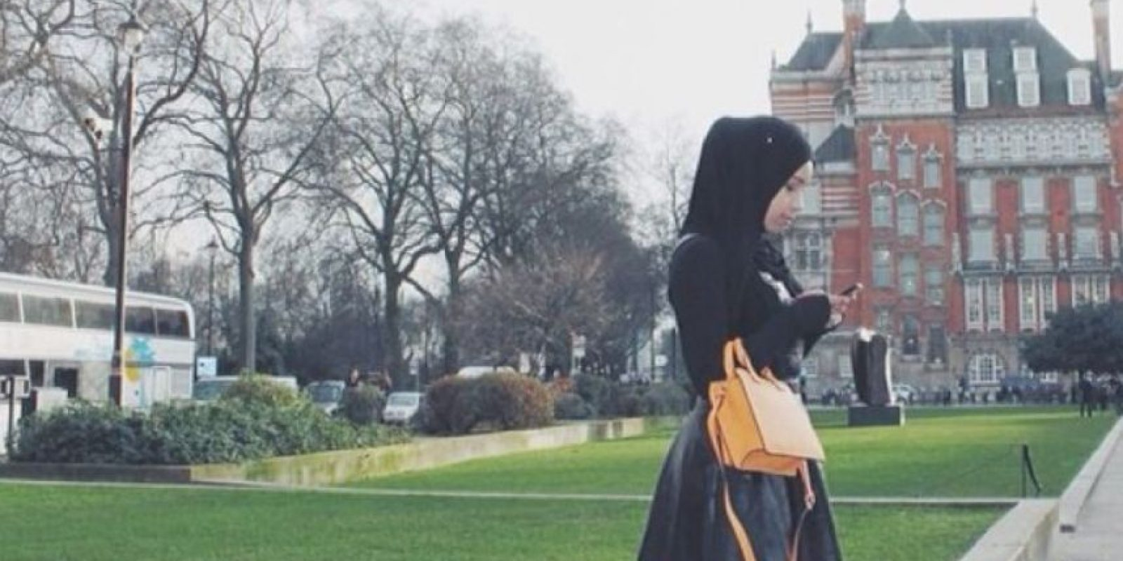 Muestra con cada look que la religion y la moda no están separadas. Foto:vía Style Modesta