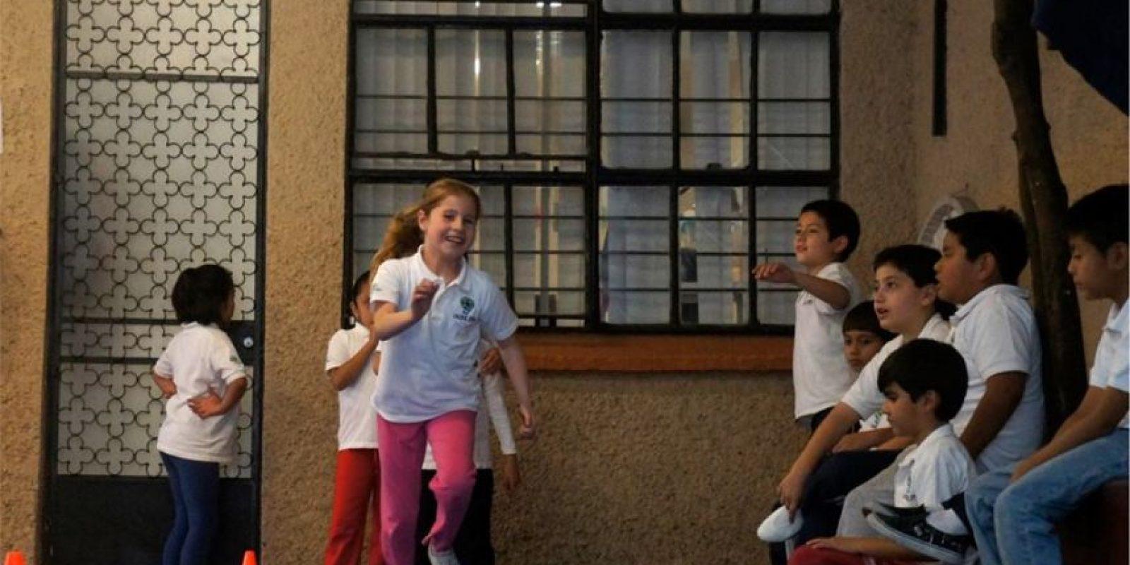 1.- Son hiperactivos, pero esto disminuye al presentarse una tarea demandante o de interés para el niño. Foto:vía facebook.com/Centro-de-Atención-al-Talento