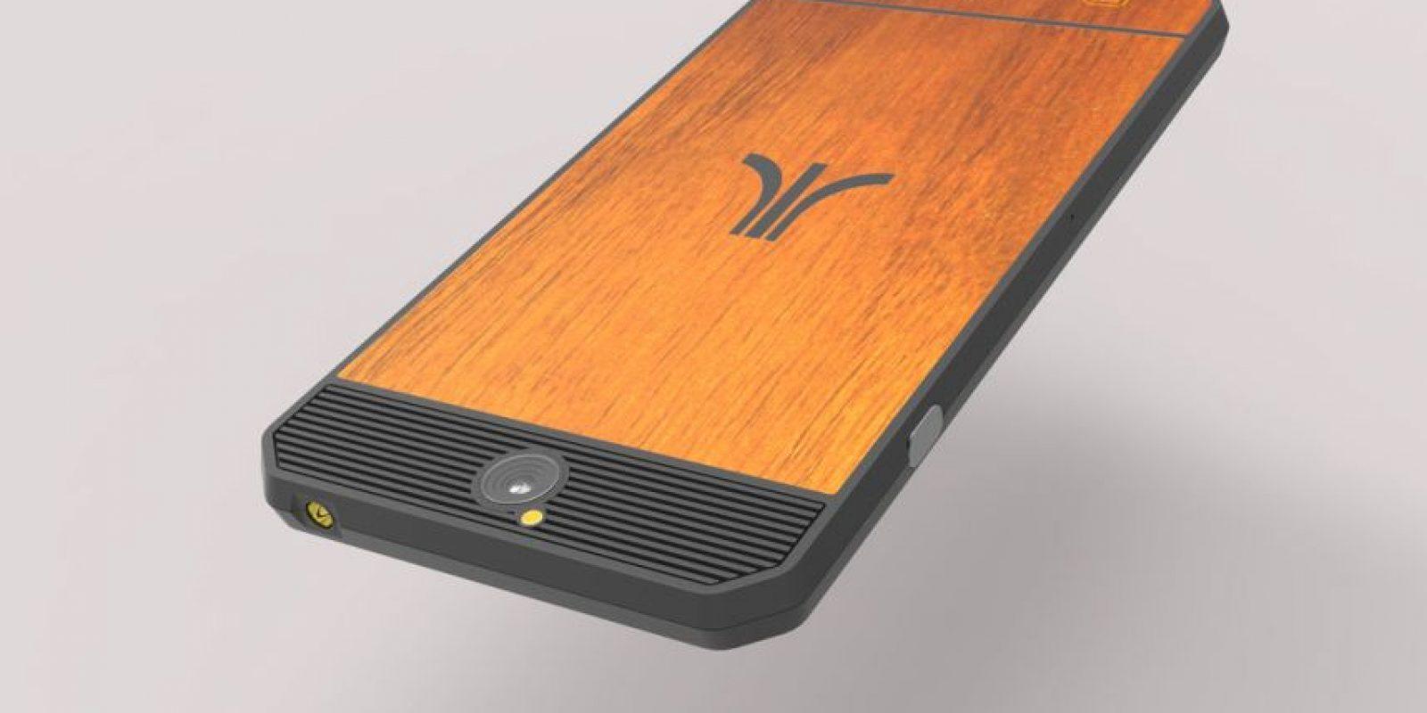 Otros prototipos de celulares Foto:Pierre Cerveau