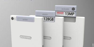 El móvil de Nintendo Foto:Pierre Cerveau
