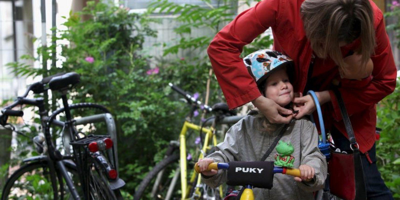 El deporte ayuda a evitar que la enfermedad se presente en los niños Foto:Getty Images