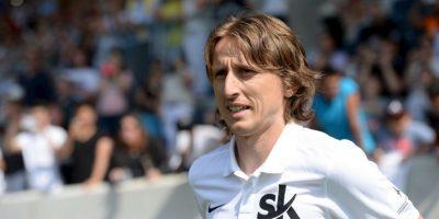"""Luka Modric se embolsa 4.8 millones de billetes verdes en la escuadra """"merengue"""" Foto:Getty Images"""