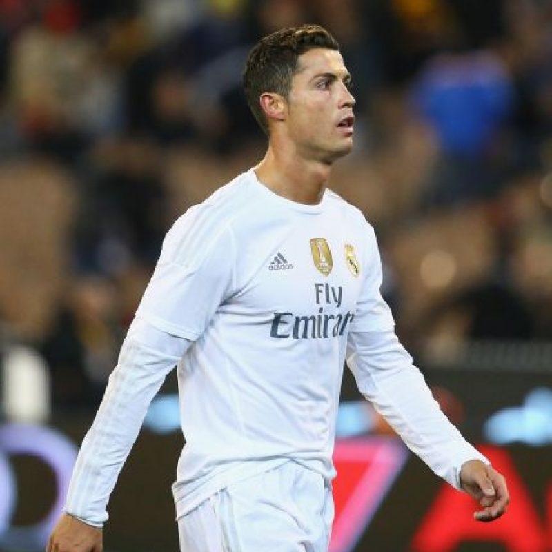 """Cristiano Ronaldo es el mejor pagado de los """"merengues"""" con 29.2 millones de dólares Foto:Getty Images"""