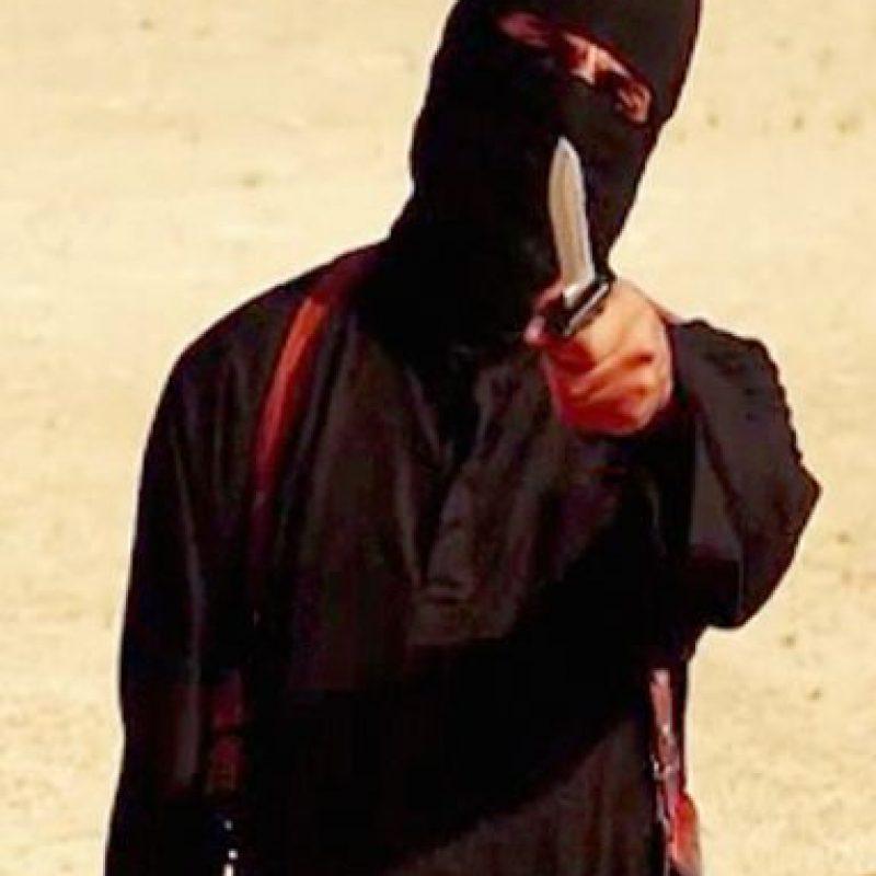 1. El estado islámico ha divulgado múltiples videos desde que declaró el Califato el año pasado. Foto:AFP