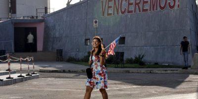 6. Apertura de Embajadas- Foto:AFP