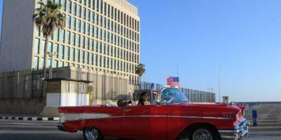 En Cuba, fue un día con poca actividad, comparado con Estados Unidos Foto:AFP