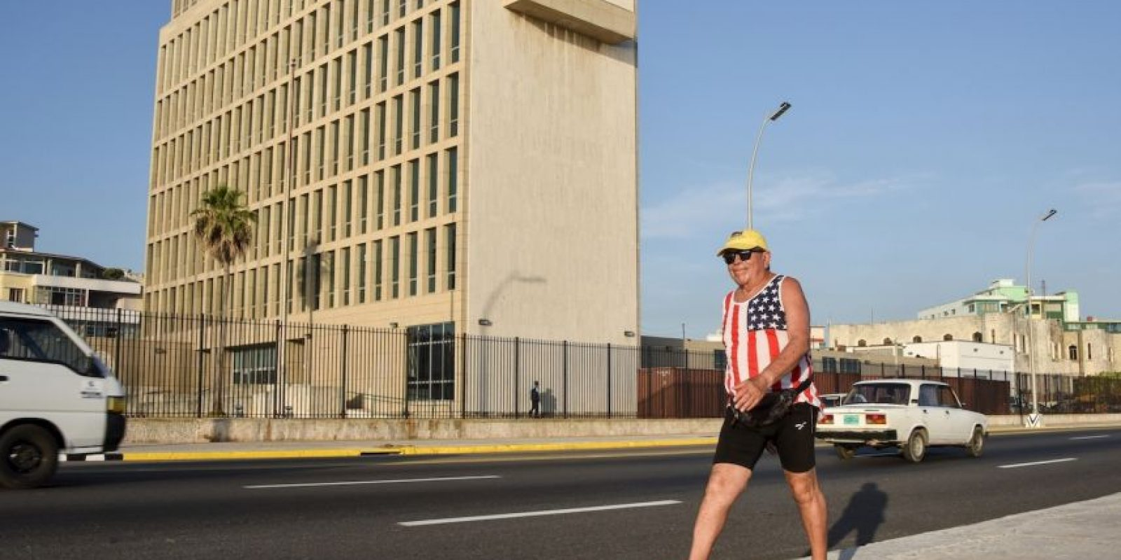 Esta semana se dio a conocer que se restablecían los viajes en ferry a Cuba. Desde el establecimiento del embargo no se permitían dichos viajes. Foto:AFP