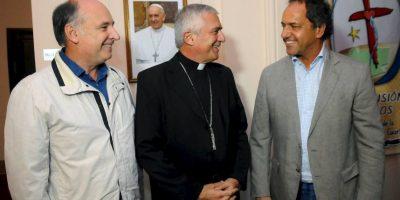 Actualmente se desempeña como gobernador de la provincia de Buenos Aires Foto:Facebook.com/danielsciolioficial