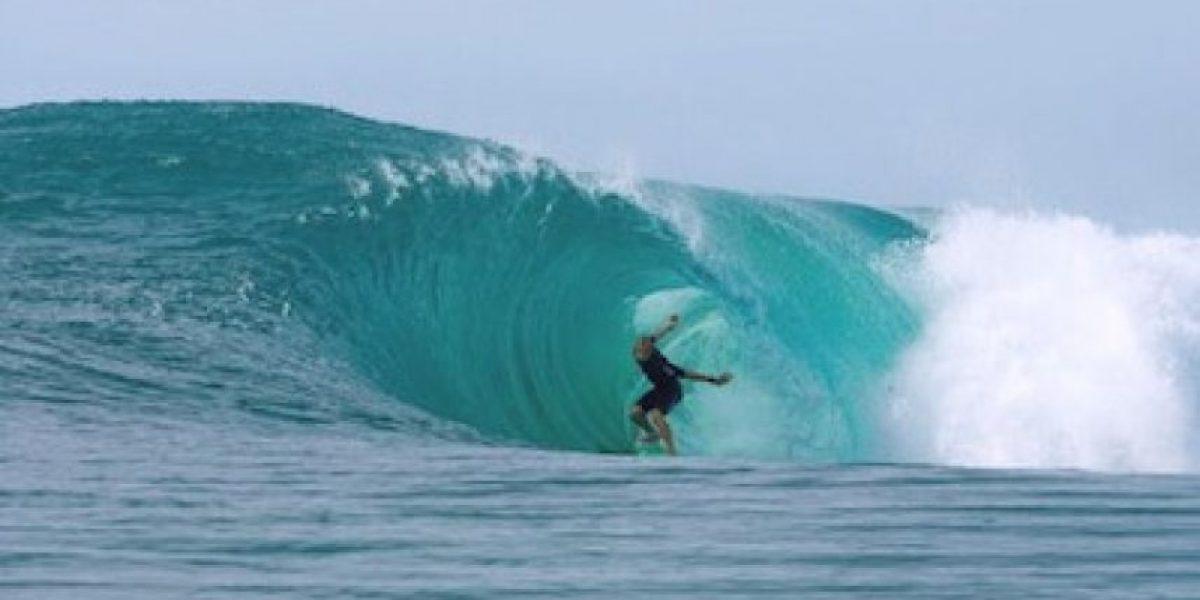 Esto dijo el surfista que fue atacado por un tiburón en plena competencia