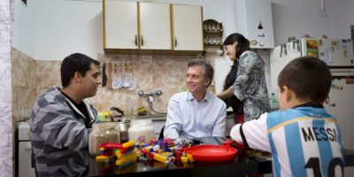 Es el actual jefe de gobierno de la Ciudad de Buenos Aires. Foto:Facebook.com/mauriciomacri