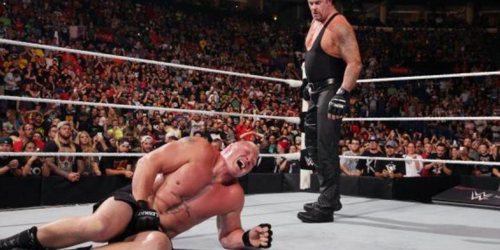 Volverían a pelear en SummerSlam, del próximo 23 de agosto Foto:WWE