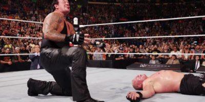 Todo hace indicar que se enfrenarán en el próximo Pago Por Ver Foto:WWE