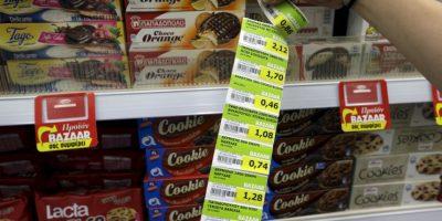 Con lo que hubo un aumento en los precios Foto:AP