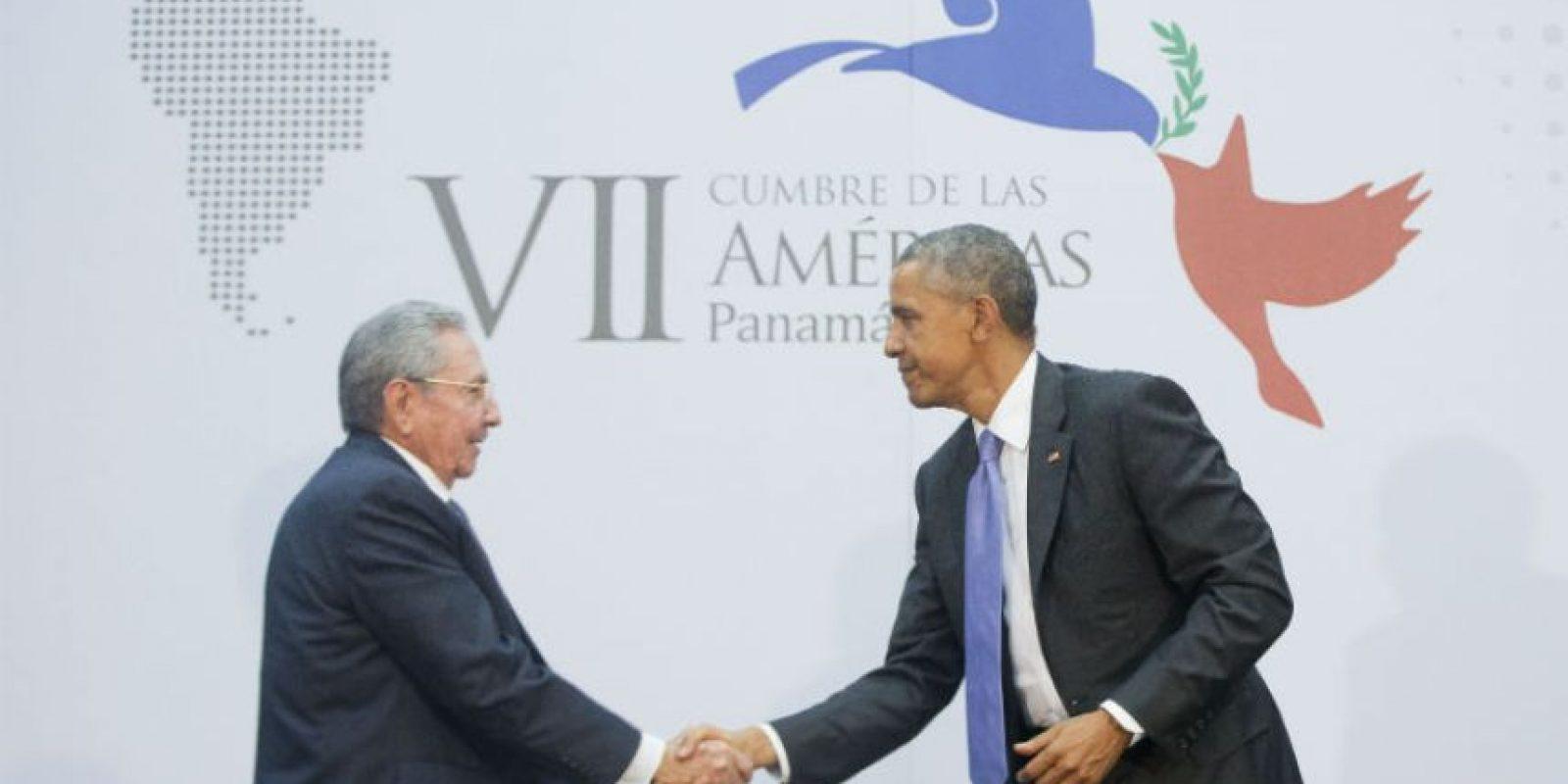 Estos hechos ocurrieron después de más de 50 años que ambos países habían terminado con sus relaciones diplomáticas. Foto:Getty Images