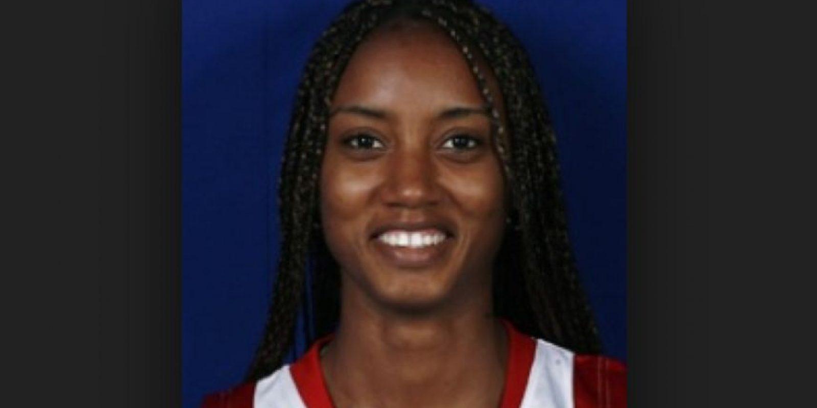 La veterana basquetbolista de Cuba tiene 30 años Foto:Vía twitter.com/FIBA