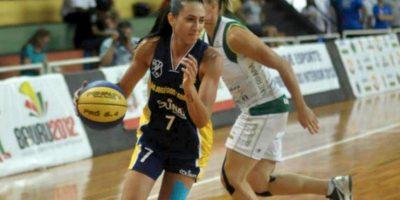 Patricia Teixeira. Es parte de la Selección de Brasil Foto:Vía twitter.com/FIBA