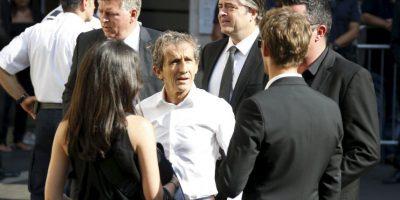 El tetracampeón del mundo, Alain Prost. Foto:AFP