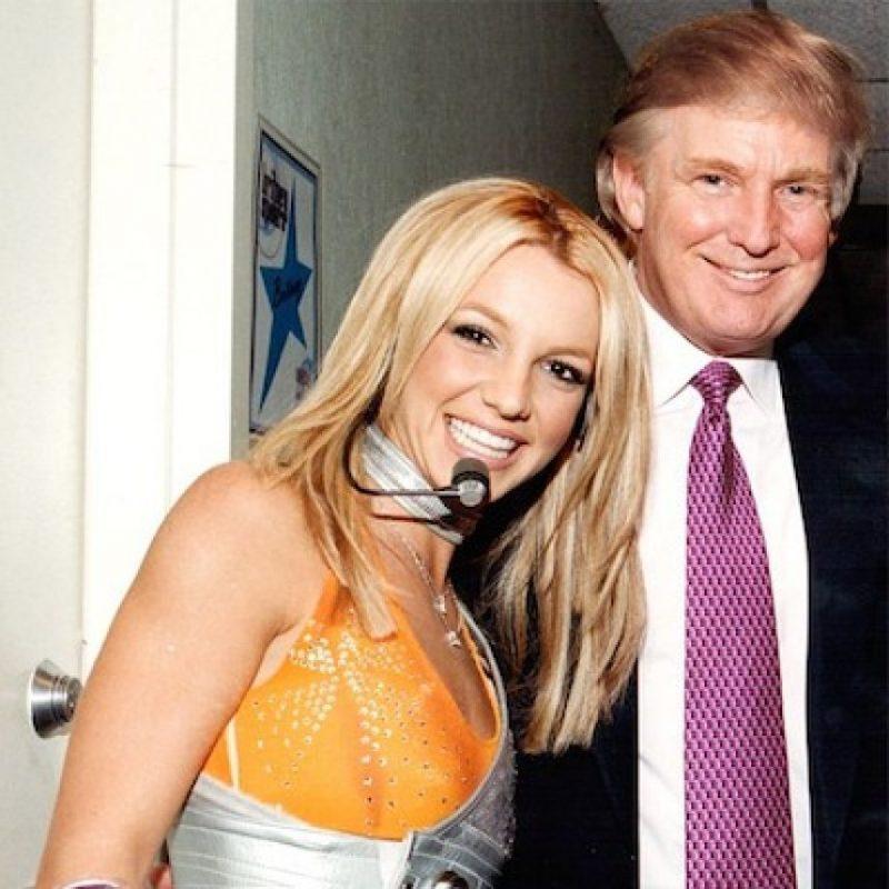Britney Spears Foto:Instagram.com/RealDonaldTrump
