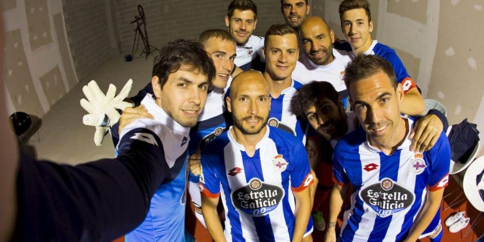 Sólo hicieron 35 puntos la campaña pasada gracias a 7 victorias y 14 empates. Foto:Vía facebook.com/RCDeportivo