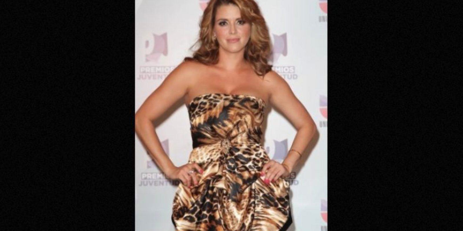 """¡Por mi salud! Ojalá me hubieran defendido y protegido de la rata Nazi (durante) Miss Universo 96, con apenas 18 años!"""", escribió en su cuenta de Twitter la ex Miss Universo Foto:Getty Images"""
