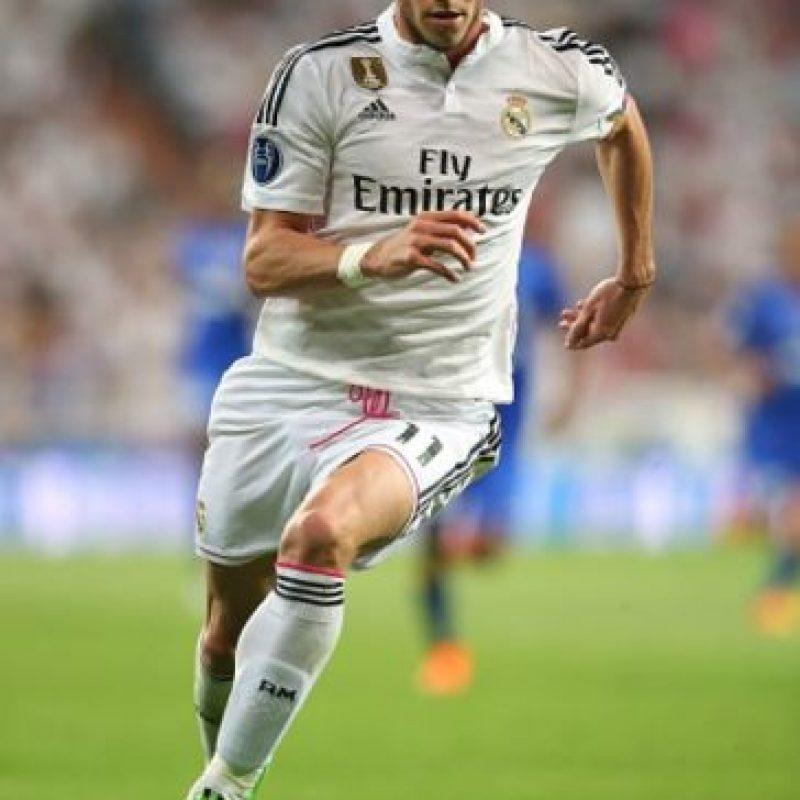 Gareth Bale en la vida real. Foto:Getty Images