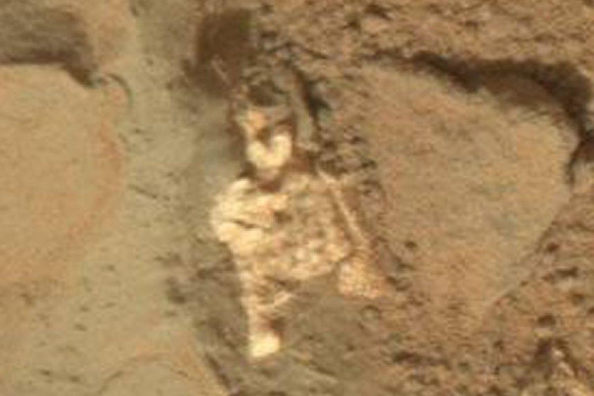 Fue descubierto en junio de 2015 Foto:NASA