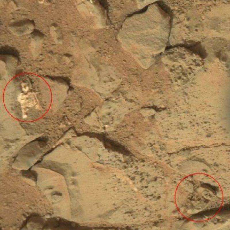 Sin embargo, se volvió viral hace unos días Foto:NASA