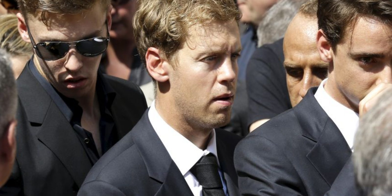 Otro tetracampeón de Fórmula 1, el alemán Sebastian Vettel. Foto:AP