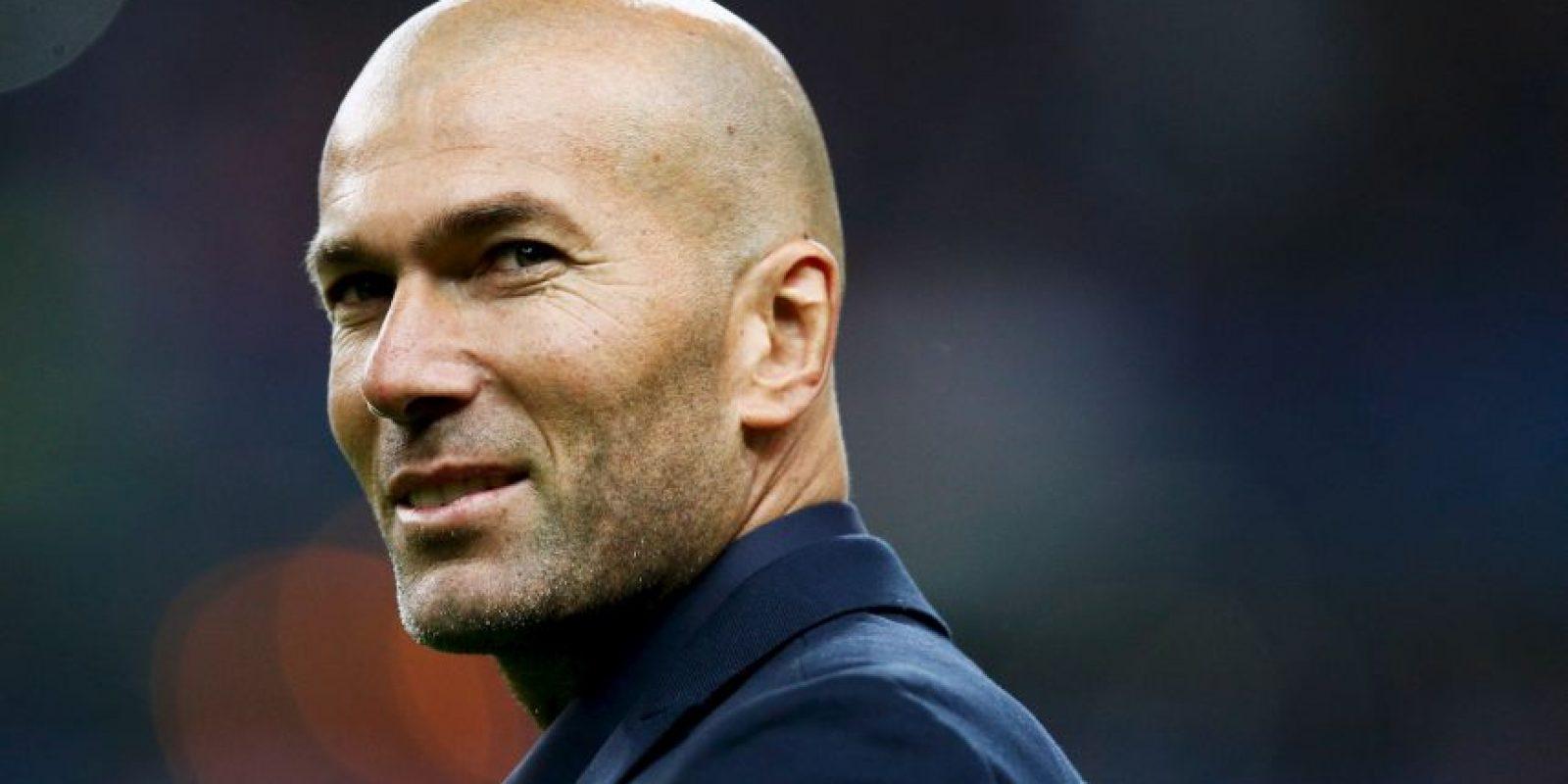 En Real Madrid de 2001 a 2006. Foto:Getty Images