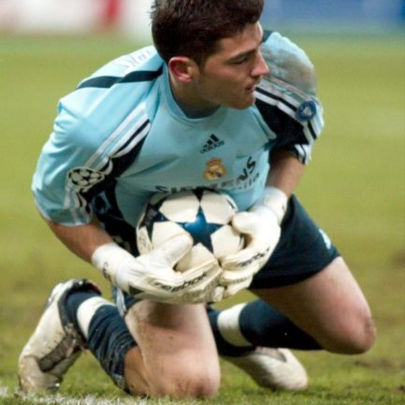 PORTERO: Iker Casillas Foto:Getty Images