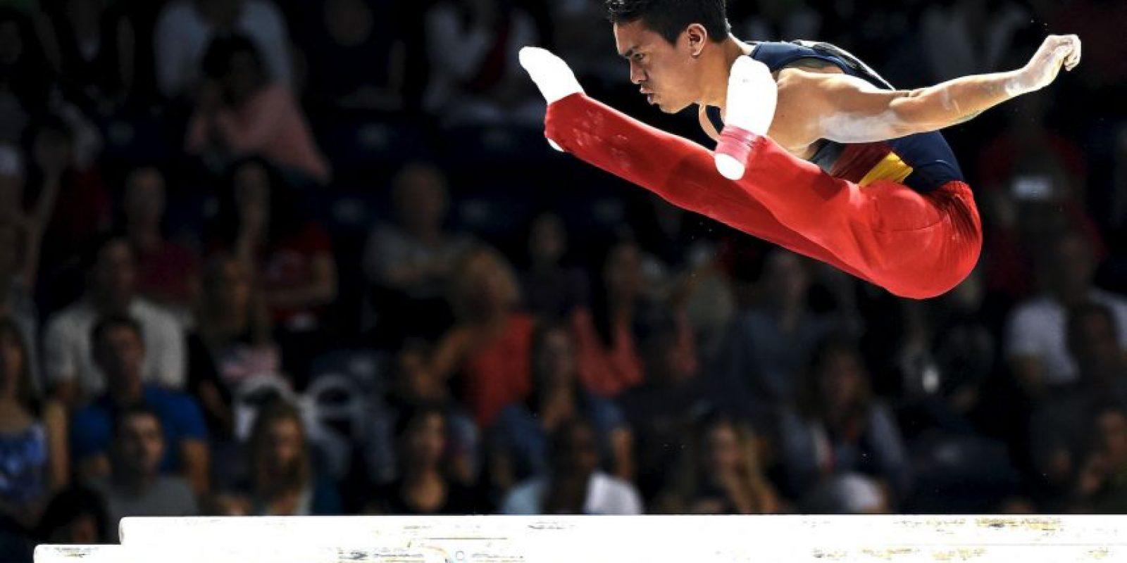Jossimar Calvo Moreno Foto:Getty Images