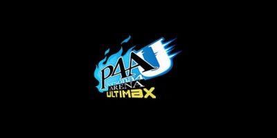Persona 4 Arena Ultimax Foto:EVO