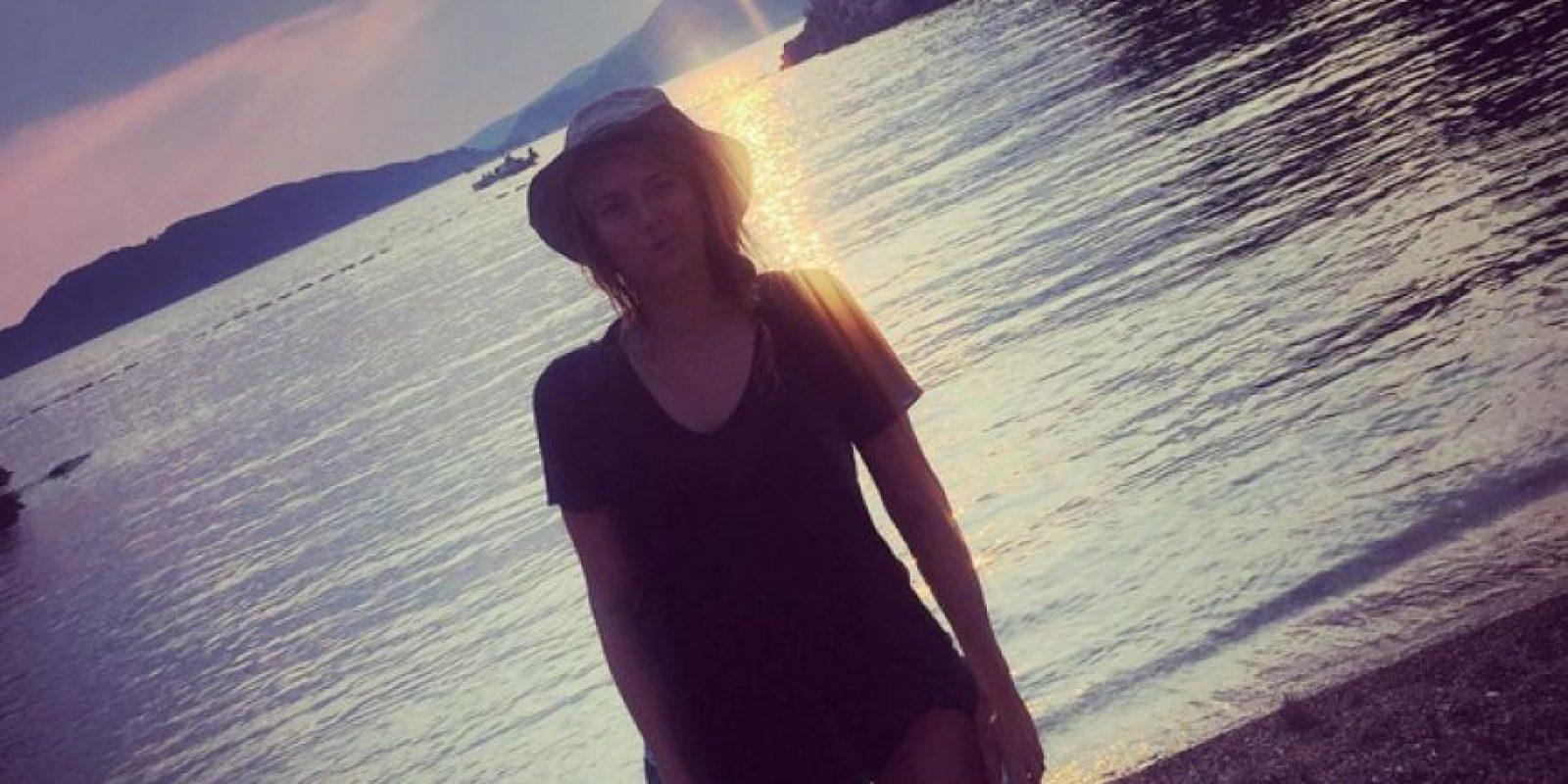 """""""Masha"""" tiene miles de admiradores no sólo como deportista, sino como modelo. Foto:Vía instagram.com/mariasharapova"""