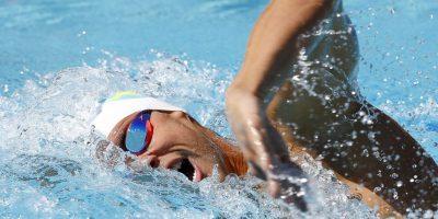 El nadador brasileño se hizo con oro en 4X100 metros relevo combinado, 4X100 metros relevo libre y 4X200 metros relevo libre Foto:Getty Images