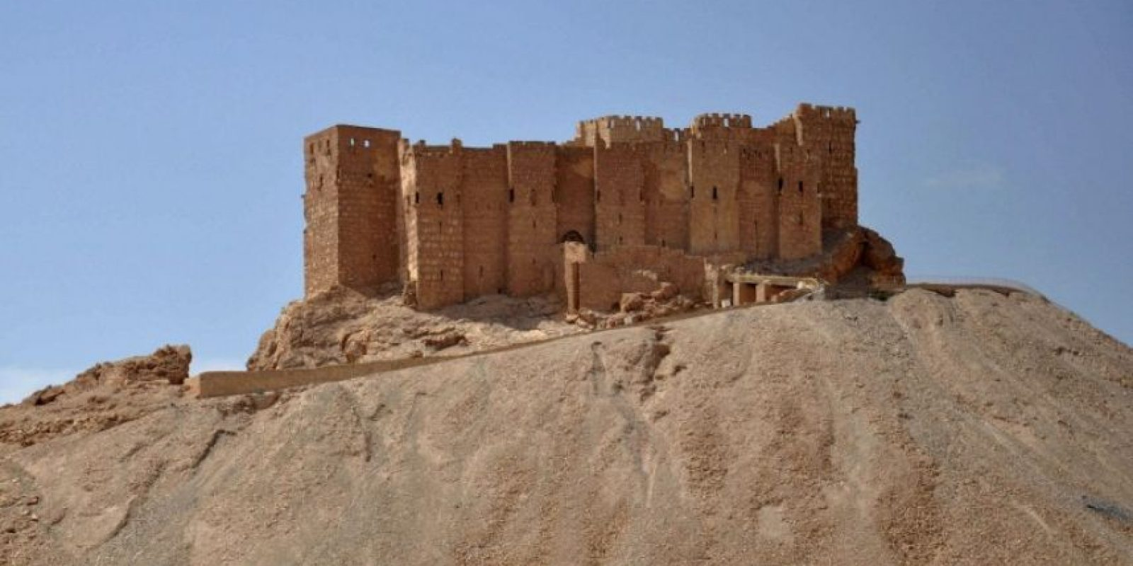 8. La destrucción de ciudades y monumentos históricos Foto:AFP