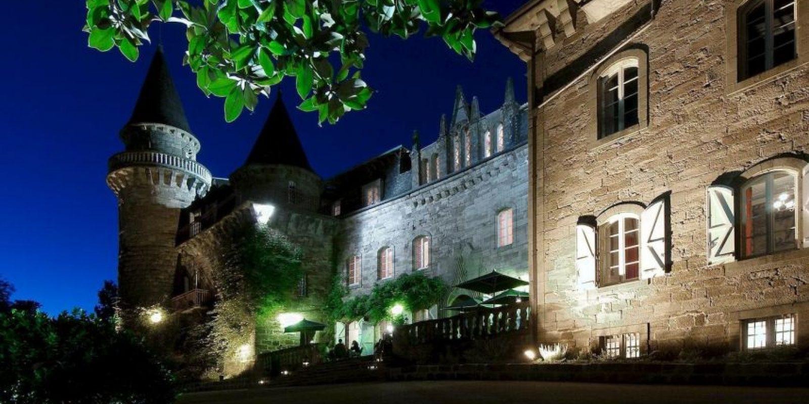 La noche en la suite más cara se cotiza hasta en 617 dólares Foto:Facebook.com/pages/Château-de-Castel-Novel