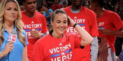 Hammon, al mando de los San Antonio Spurs, ganó la Liga de Verano, un torneo de preparación rumbo a la NBA. Foto:Vía facebook.com/Spurs