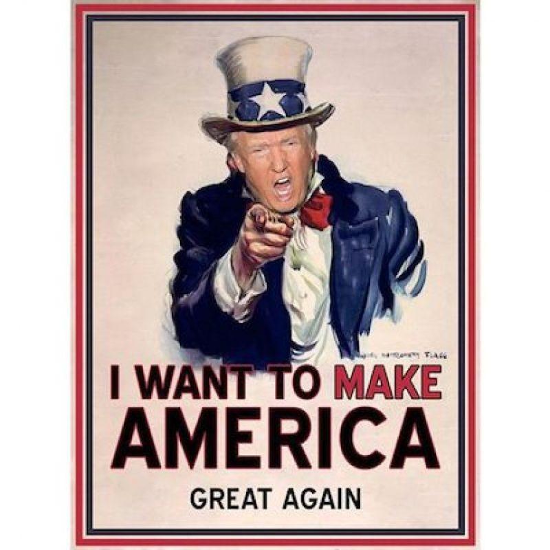 Muchas de ellas las compartió antes de ser precandidato presidencial Foto:Instagram.com/RealDonaldTrump