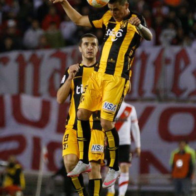"""Los """"Millonarios"""" así, están cerca de meterse a su primera final de Copa Libertadores en 19 años. Foto:Getty Images"""